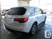 Make Acura Model MDX Year 2015 Colour White kms 35018