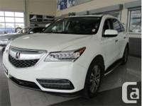 Make Acura Model MDX Year 2015 Colour White kms 102049