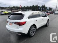 Make Acura Model MDX Year 2015 Colour White kms 75303