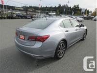 Make Acura Model Tlx Year 2015 Colour Silver kms 86531