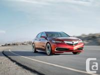 2015 Acura TLX Elite SH-AWD$5500 Rebate** Only 1