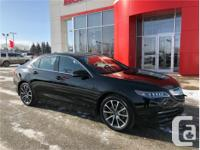 Make Acura Model Tlx Year 2015 Colour Black kms 72969