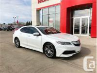 Make Acura Model Tlx Year 2015 Colour White kms 53361
