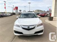 Make Acura Model Tlx Year 2015 Colour White kms 53893