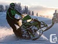 Price: $10,299 Stock Number: AC1798 2015 Arctic Cat®