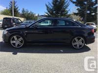 Make Audi Model A3 Year 2015 Colour Black kms 47994