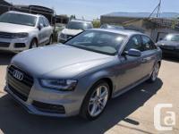 Make Audi Model A4 Year 2015 Colour Grey kms 72000