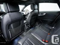Make Audi Model A7 Year 2015 Colour Havana Black