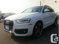 Make Audi Model Q3 Year 2015 Colour White kms 30642