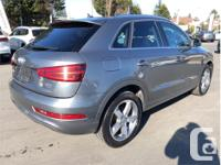 Make Audi Model Q3 Year 2015 Colour Grey kms 89450