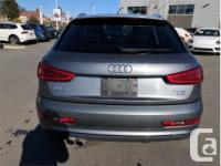 Make Audi Model Q3 Year 2015 Colour Grey kms 89450