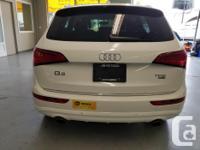 Make Audi Model Q5 Year 2015 Colour White kms 46200