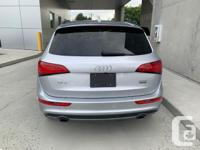 Make Audi Model Q5 Year 2015 Colour Silver kms 23016