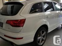 Make Audi Year 2015 Colour white Trans Automatic kms