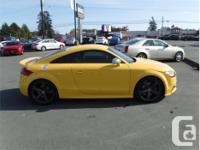 Make Audi Model TTS Year 2015 Colour Yellow kms 21990