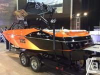All new boat for 2015!!2015 Axis A22BEAUTIFUL