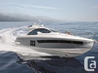 Stunning Yacht!Arriving this July, just in time for