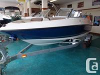 2015 Bayliner 175 BowriderFactory Installed Options
