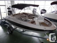 2015 Bayliner 180 BowriderFactory Installed Options