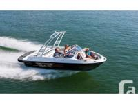 AVAILABLEYeah, the 185 Bowrider has won design awards,
