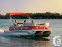 Specifications Length Overall (LOA): 288 Pontoon