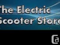 2015 Bino Electric Scooter - $1399 + HELMET