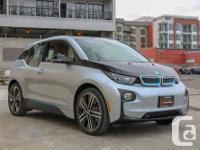 Make BMW Model i3 Year 2015 Colour Silver kms 13000