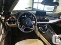Make BMW Model i8 Year 2015 Colour White kms 7066
