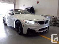 Make BMW Model M4 Year 2015 Colour White kms 98618