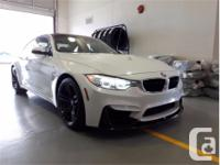 Make BMW Model M4 Year 2015 Colour White kms 98618