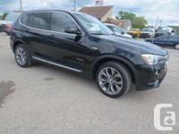 Make BMW Model X3 xDrive28i Year 2015 Colour BLACK kms
