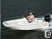 2015 Boston Whaler 150 Super SportFactory Installed