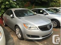Make Buick Model Regal Year 2015 Colour Silver kms