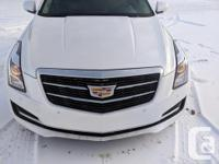Make Cadillac Colour white Trans Automatic kms 56000