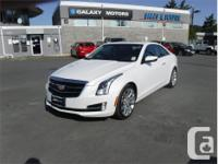 Make Cadillac Model Ats Coupe Year 2015 Colour White
