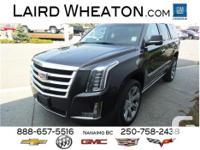 Make Cadillac Model Escalade Year 2015 Colour Dark
