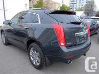 Make Cadillac Model SRX Year 2015 Colour Black kms
