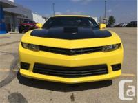 Make Chevrolet Model Camaro Year 2015 Colour Yellow