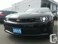 Make Chevrolet Model Camaro Year 2015 Colour Black kms