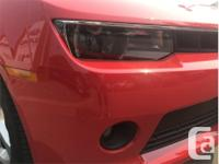 Make Chevrolet Model Camaro Year 2015 Colour Red kms
