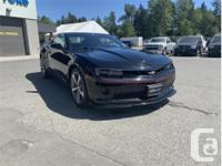 Make Chevrolet Model Camaro Year 2015 Colour Black kms