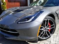 Make Chevrolet Model Corvette Year 2015 Colour Shark