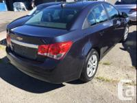 Make Chevrolet Model Cruze Year 2015 Colour Navy Blue