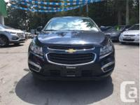 Make Chevrolet Model Cruze Year 2015 Colour Blue kms