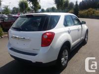 Make Chevrolet Model Equinox Year 2015 Colour White