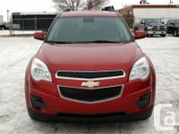 Make Chevrolet Model Equinox Year 2015 Colour Red kms