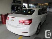 Make Chevrolet Model Malibu Year 2015 Colour White kms