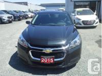 Make Chevrolet Model Malibu Year 2015 Colour Black kms