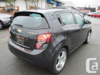 Make Chevrolet Model Sonic Year 2015 Colour grey kms