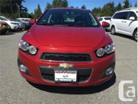 Make Chevrolet Model Sonic Year 2015 Trans Automatic